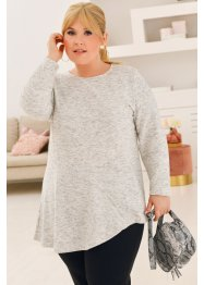 Maite Kelly asymmetrisches Langarmshirt, bpc bonprix collection