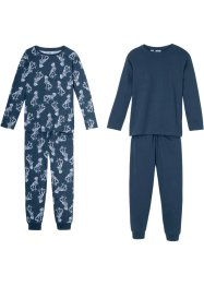 Pyjama (4-tlg. Set), bpc bonprix collection