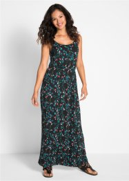 Maxi-Kleid mit Druck, bpc bonprix collection