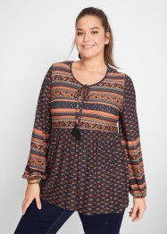 Bedruckte Shirt-Tunika, bpc bonprix collection