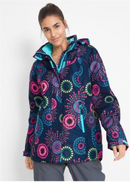 Funktions-Outdoor-3 in 1 Jacke mit Kapuze, bpc bonprix collection