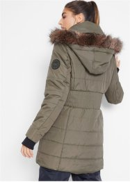 Outdoor-Longjacke in 2-in-1-Optik, gesteppt, bpc bonprix collection