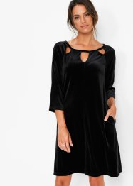 Shirtkleid aus Samt, bpc selection