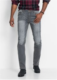 Stretch-Jeans Regular Fit Tapered, John Baner JEANSWEAR