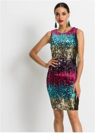 Pailletten Partykleid, BODYFLIRT boutique