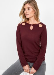 Pullover mit Cut-Outs, bpc selection