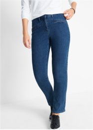 "Stretch-Jeans, ""gerade"" mit Komfortbund, bpc bonprix collection"