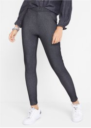 Thermo-Kuschelleggings in Jeansoptik, John Baner JEANSWEAR