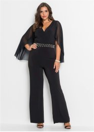 Jumpsuit mit Applikationen, BODYFLIRT boutique