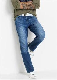 Power-Stretch-Jeans Regular Fit Straight, John Baner JEANSWEAR