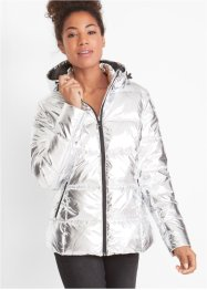 Outdoor-Steppjacke, metallic, bpc bonprix collection