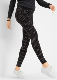 Leggings mit elastischem Komfortbund, bpc bonprix collection