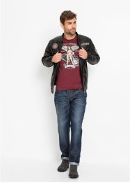 Loose Fit Jeans, Tapered, John Baner JEANSWEAR