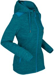 Strickfleecejacke, langarm, bpc bonprix collection