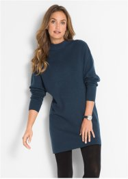 Longpullover mit Stehkragen, bpc bonprix collection
