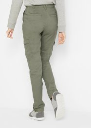 Cargo-Twillhose mit Bequembund, bpc bonprix collection
