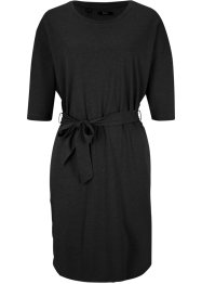 Baumwoll Oversize-Kleid, kurzarm, bpc bonprix collection