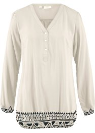 Henley-Bluse, bpc bonprix collection