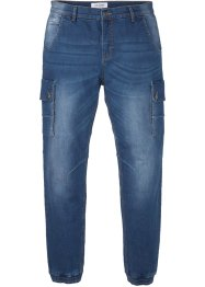 Regular Fit Cargo-Stretch-Jeans, Straight, John Baner JEANSWEAR