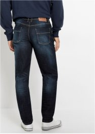 Slim Fit Stretch-Jeans, Tapered, John Baner JEANSWEAR