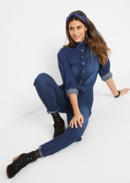 Stretch-Jeans-Overall, John Baner JEANSWEAR