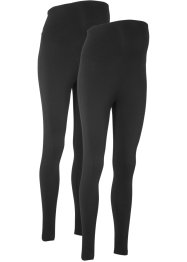 Umstandsleggings, 2er-Pack, bpc bonprix collection