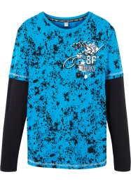 Jungen Layershirt Bio-Baumwolle, bpc bonprix collection