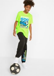 Jungen Sportoutfit (4-tlg. Set), bpc bonprix collection