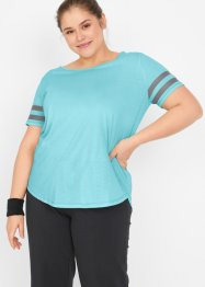 Sport-T-Shirt, kurzarm, bpc bonprix collection