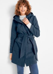 Warme Longjacke aus Wollimitat, bpc bonprix collection
