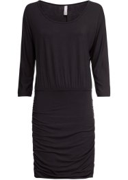 Shirtkleid mit Raffungen, BODYFLIRT boutique