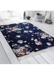 Teppich mit Blumen-Design, bpc living bonprix collection