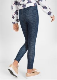 Mädchen Leggings in Denimoptik, bpc bonprix collection
