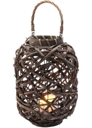 Windlicht aus Rattan, bpc living bonprix collection
