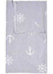 Tagesdecke mit maritimen Design, bpc living bonprix collection