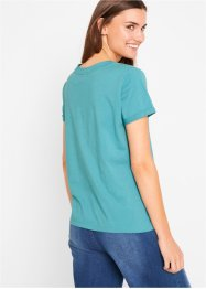 Shirt mit Knopfleiste, bpc bonprix collection