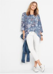 Oversize-Shirt mit Zipfelsaum, bpc bonprix collection