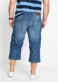 Regular Fit 3/4 Jeans, Straight, John Baner JEANSWEAR