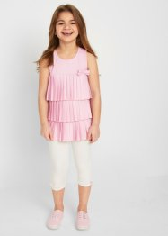 Mädchen Top und Leggings (2-tlg.Set), bpc bonprix collection