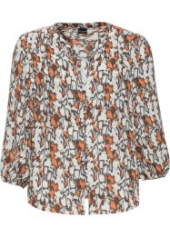 Bluse mit Animal-Print, BODYFLIRT
