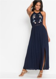 Maxikleid mit Stickerei, BODYFLIRT