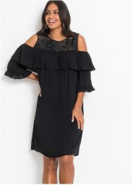 Cold-Shoulder-Kleid, BODYFLIRT