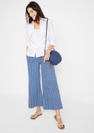 Denim Marlene-Hose mit Bindeband und Bequembund, bpc bonprix collection