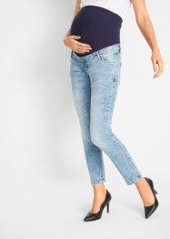 Knöchelfreie Umstandsjeans, Straight, bpc bonprix collection