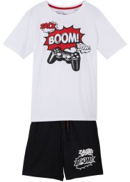 Jungen T-Shirt und Hose (2-tlg.Set), bpc bonprix collection