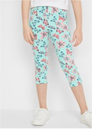 Mädchen 3/4 Leggings (2er Pack), bpc bonprix collection