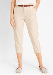 3/4 Leinenhose, bpc bonprix collection