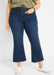 7/8-Jeans, Flared, bpc bonprix collection
