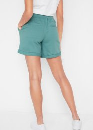 Sweat-Shorts mit Rippbund, bpc bonprix collection