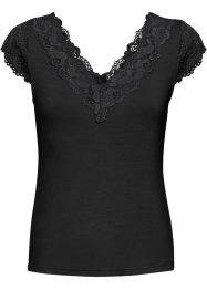 Spitzen-Shirt, BODYFLIRT boutique